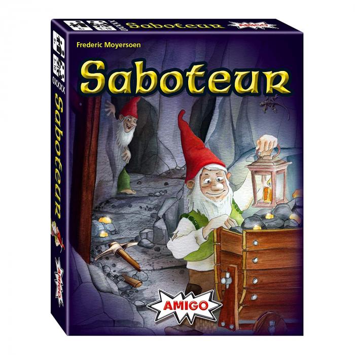 Saboteur - Promo Pack [1]