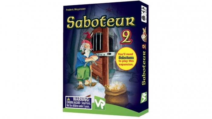 Saboteur - Promo Pack [2]