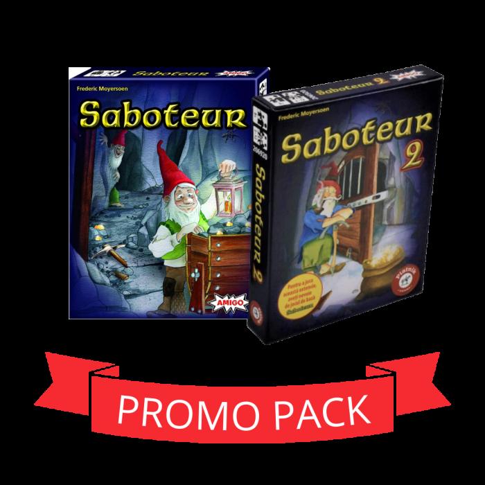 Saboteur - Promo Pack [0]