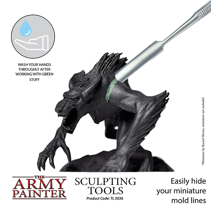 Sculpting Tools - The Army Painter 5