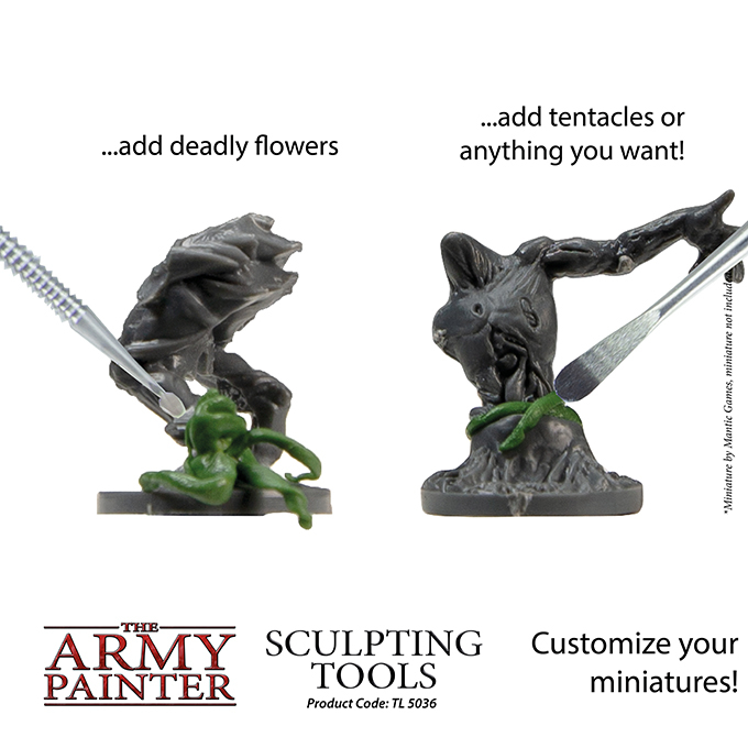 Sculpting Tools - The Army Painter 6