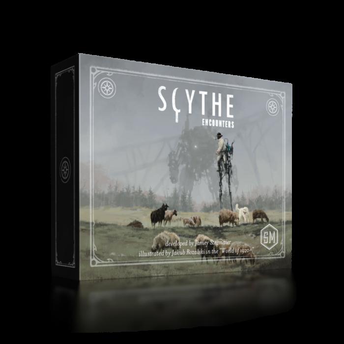 Scythe Encounters 0