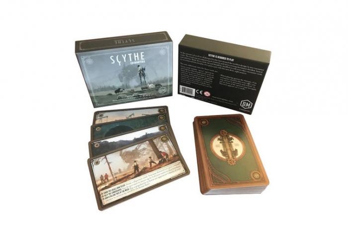 Scythe Encounters (Extensie) - EN [1]