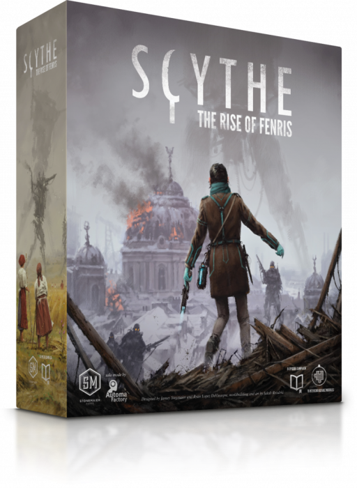 Scythe: The Rise of Fenris 0