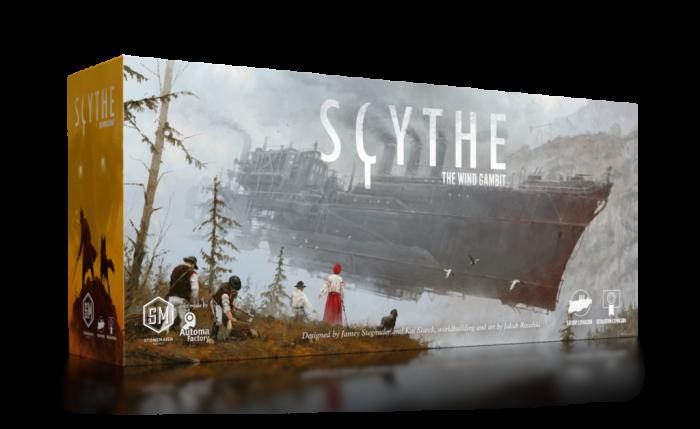 Scythe: The Wind Gambit - EN 0