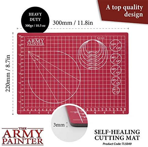 Self-healing Cutting mat - The Army Painter 1