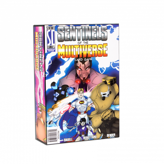 Sentinels of the Multiverse: Core Game 0