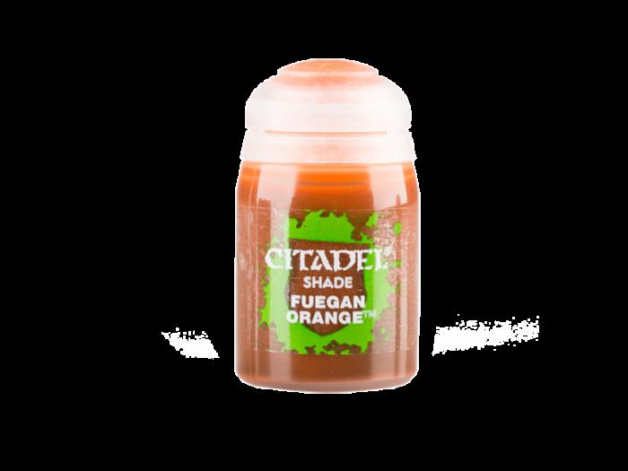 Shade: Fuegan Orange 0