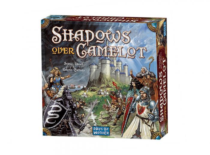 Shadows over Camelot 0