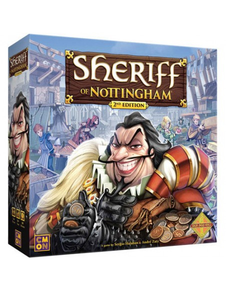 Sheriff of Nottingham (Second Edition) 0