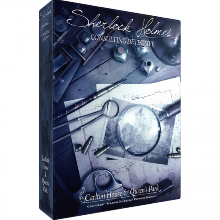 Sherlock Holmes Consulting Detective: Carlton House & Queen's Park 0