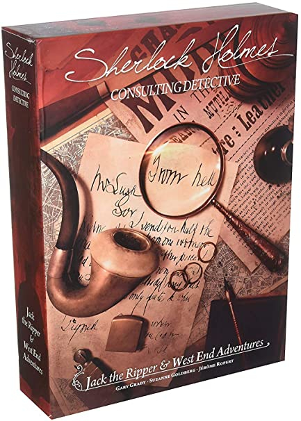 Sherlock Holmes Consulting Detective 0