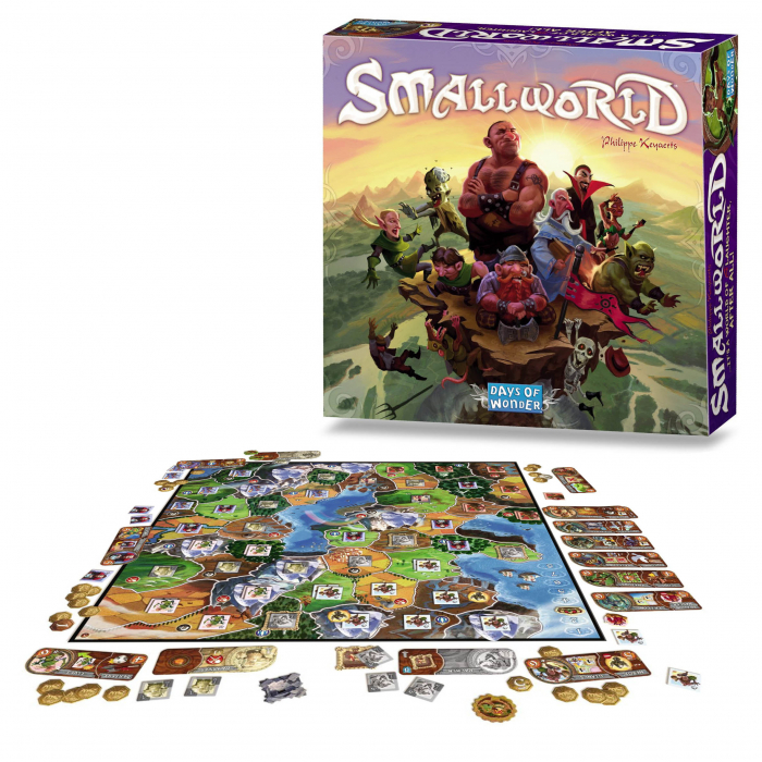 Small World - EN 1