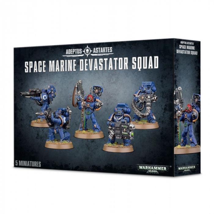 Space Marine Devastator Squad - GW 0