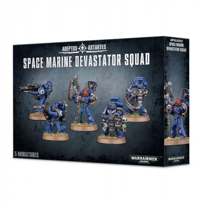 Space Marine Devastator Squad 0