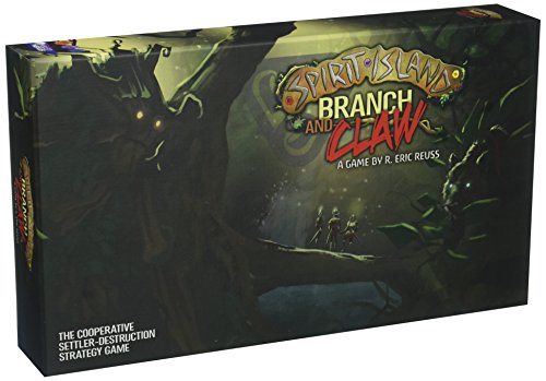 Spirit Island Branch & Claw Expansion 0