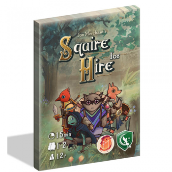 Squire for Hire - EN 0
