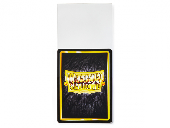 Standard Perfect Fit Sleeves: Clear 63x88mm (100 buc) - Dragon Shield 1