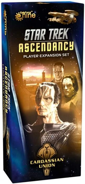 Star Trek: Ascendancy - Cardassian Expansion - EN 0
