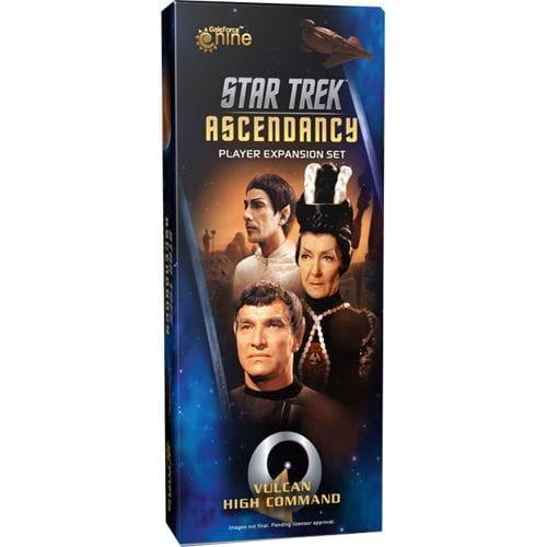 Star Trek: Ascendancy - Vulcan High Command - EN 0