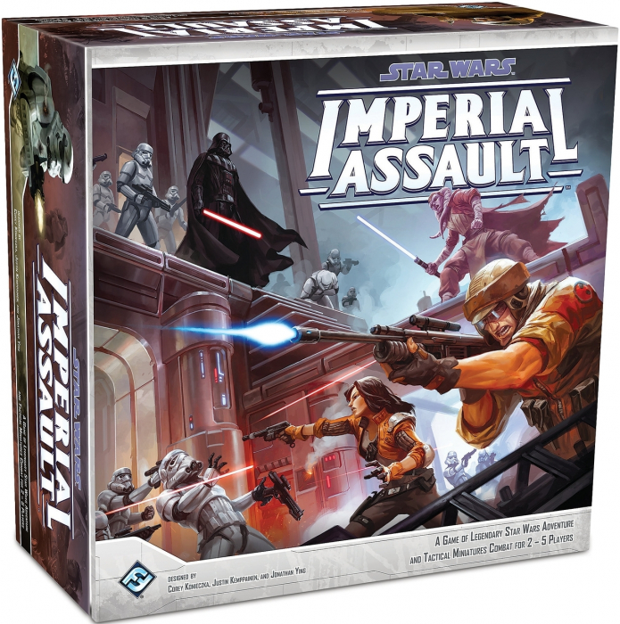 Star Wars: Imperial Assault 0