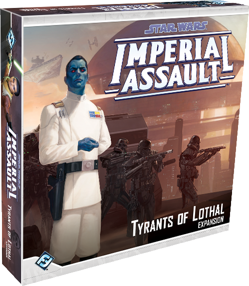 Star Wars: Imperial Assault Tyrants of Lothal - EN 0