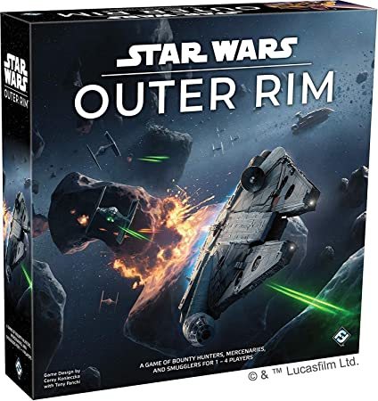 Star Wars Outer Rim 0