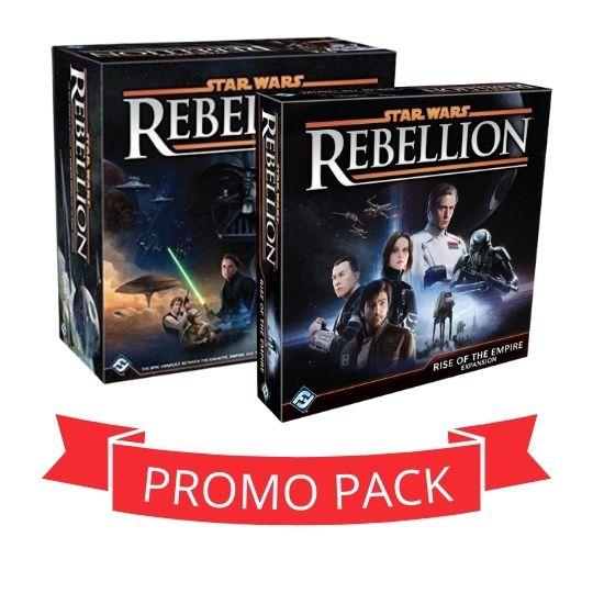 Star Wars: Rebellion - Promo Pack [0]