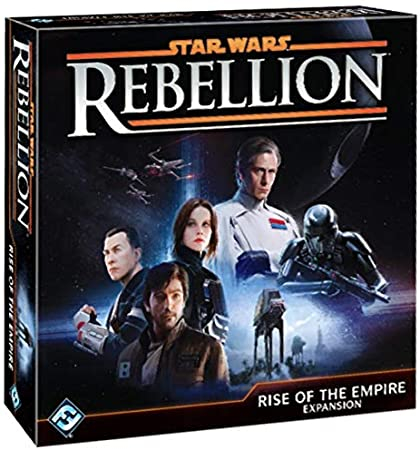 Star Wars Rebellion Rise of the Empire Extensie 0