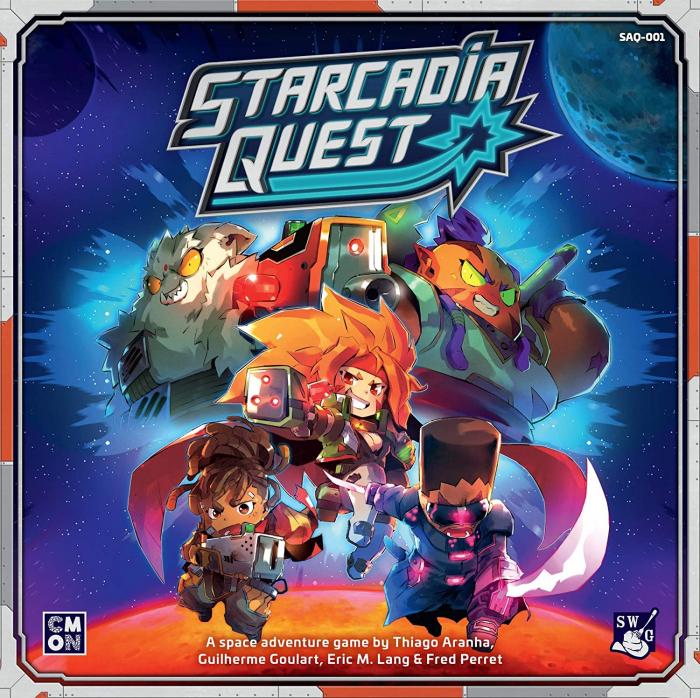Starcadia Quest - EN 1