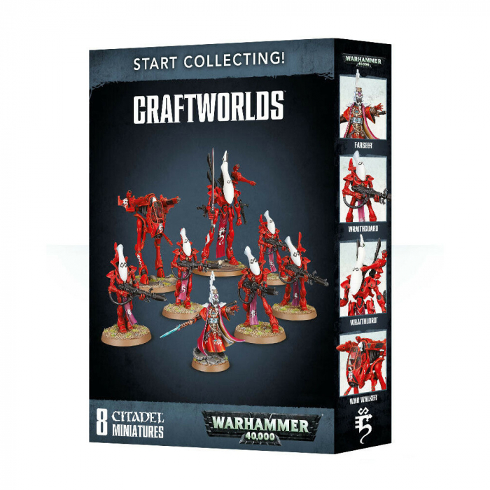 Start Collecting! Craftworlds - GW 0
