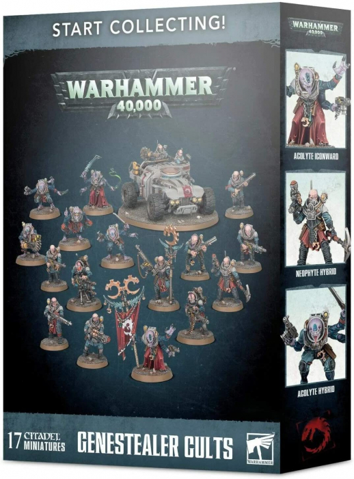 Start Collecting! Genestealer Cults 0