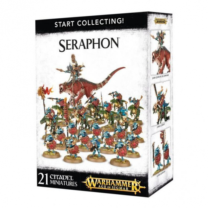 Start Collecting! Seraphon - GW 0