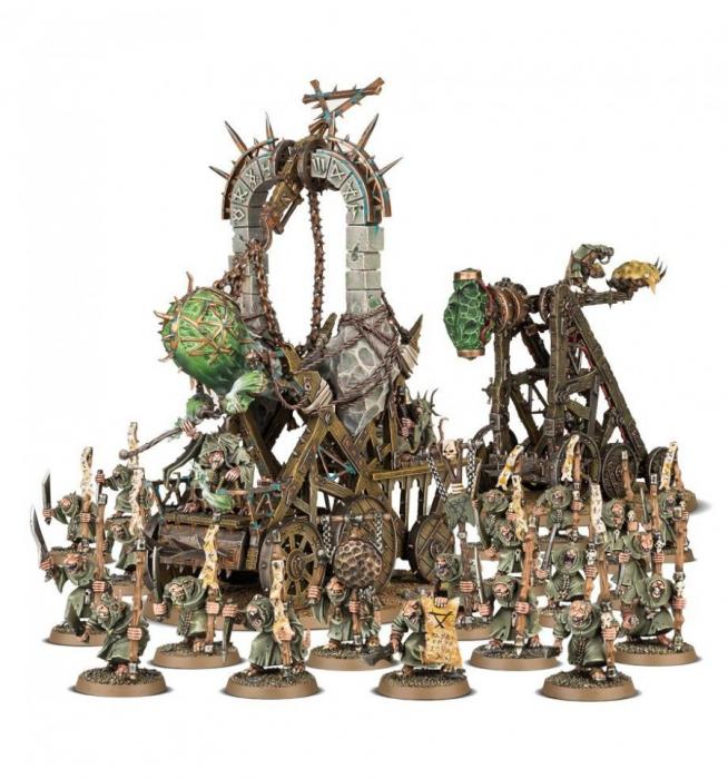 Start Collecting! Skaven Pestilens - GW 1