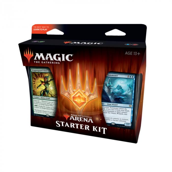Starter Kit MTG & Playmat XP - Promo Pack [1]