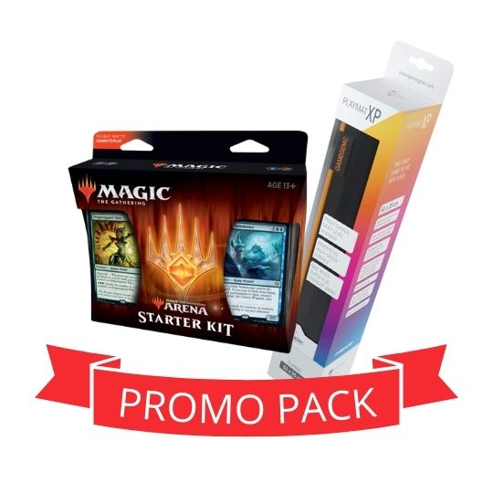 Starter Kit MTG & Playmat XP - Promo Pack [0]
