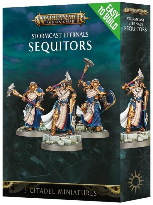 Stormcast Eternals Sequitors 0