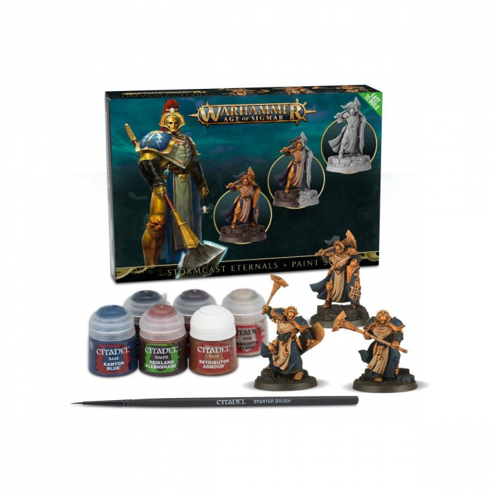 Stormcast Paint Set+ 0