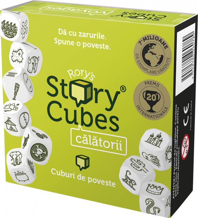 Story Cubes Calatorii RO 0