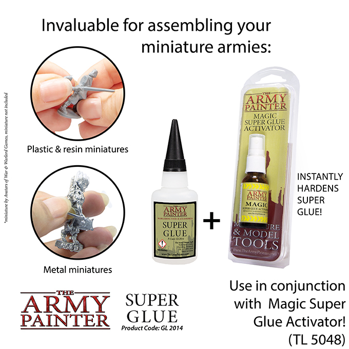 Super Glue - The Army Painter 4