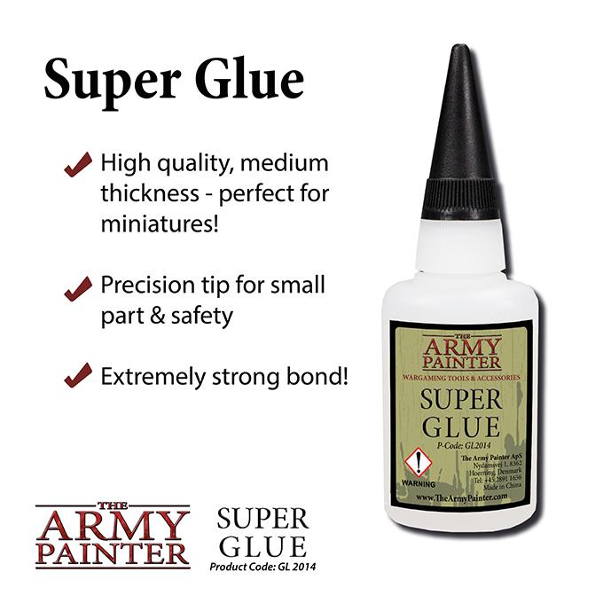 Super Glue - Promo Pack 1