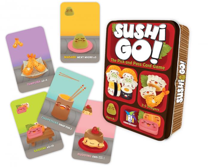 Sushi Go! - RO 1