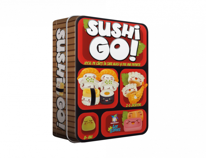 Sushi Go! - RO 0