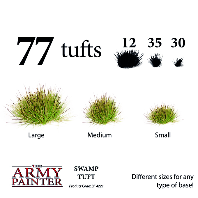 Swamp Tuft - The Army Painter 2
