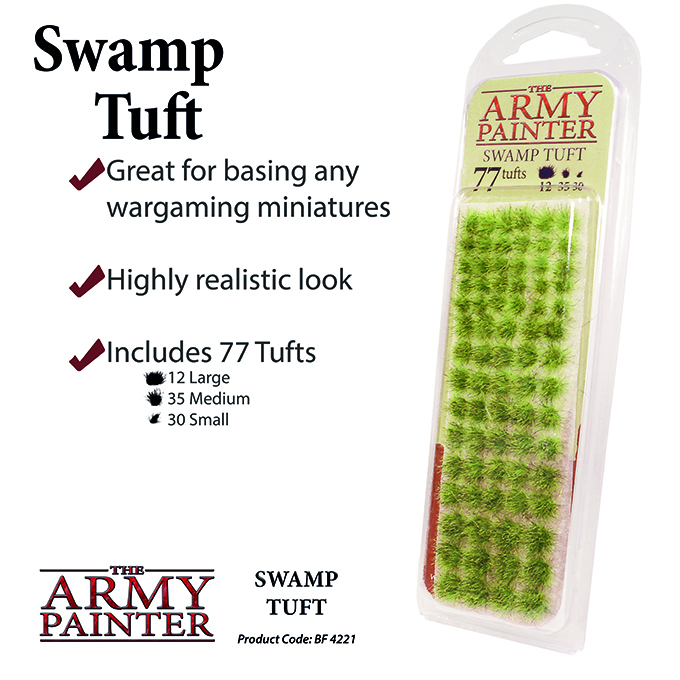 Swamp Tuft - The Army Painter 1