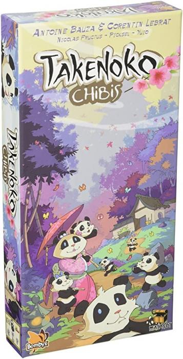 Takenoko - Chibis (Extensie) - EN 1