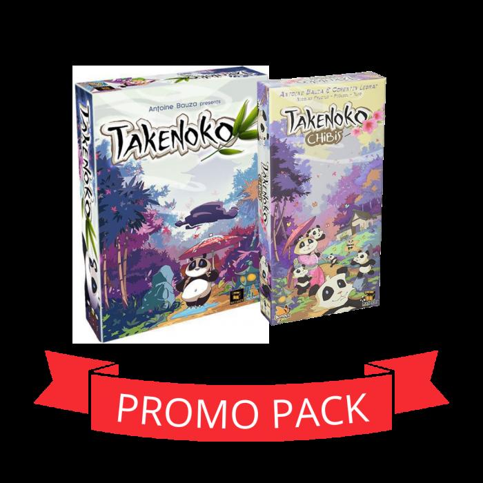 Takenoko - Promo Pack 0