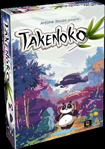 Takenoko - Promo Pack 1