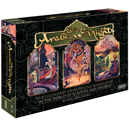 Tales of the Arabian Nights 0