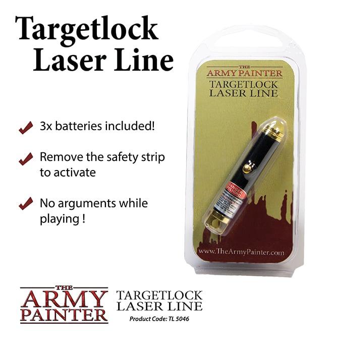 Targetlock Laser Line - The Army Painter 1